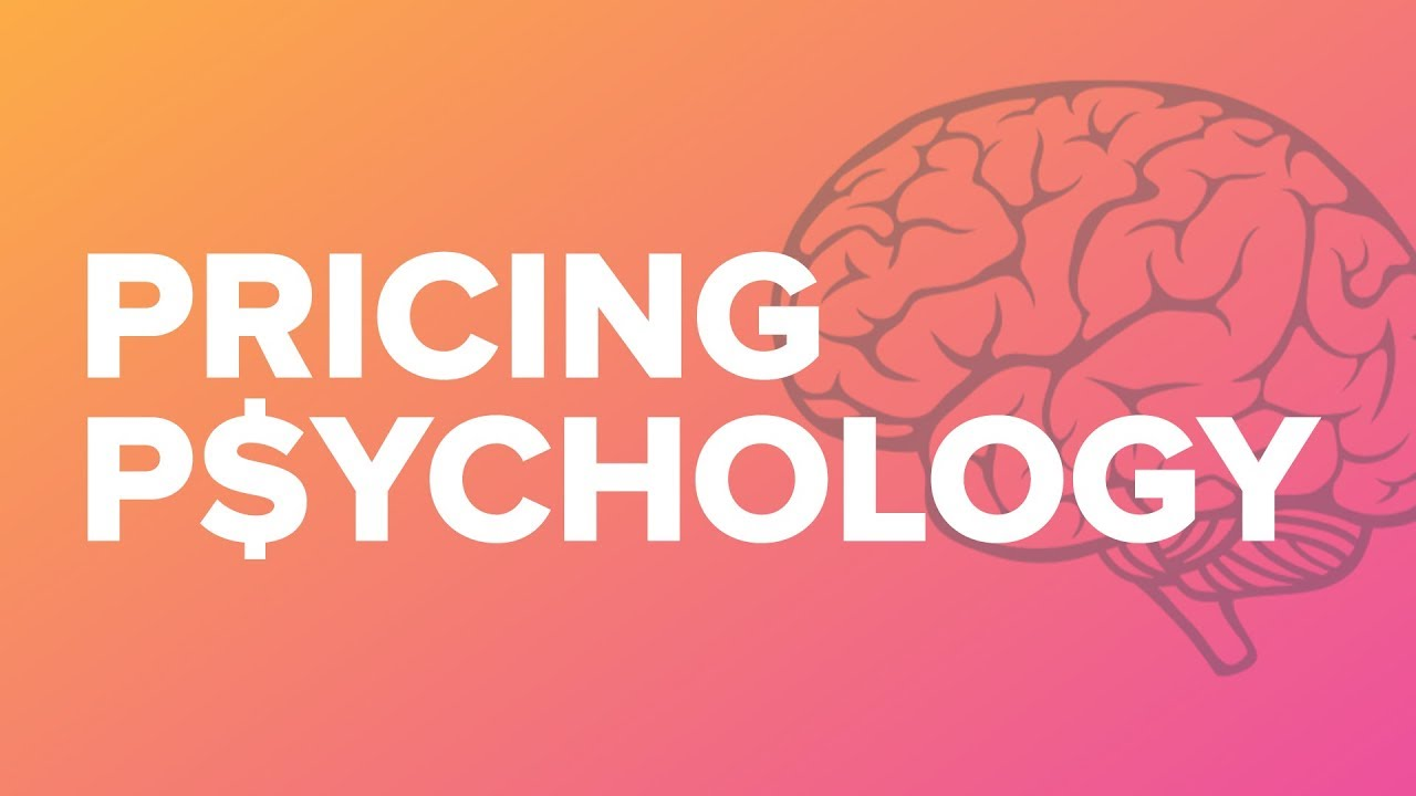 psychological pricing nine ending price and Pricing is one of the most important but least understood marketing decisions learn and practice concepts, techniques, and get to grips with the latest thinking on assessing and researchers have uncovered many psychological influences that explain why firms may profit from price endings in 9.