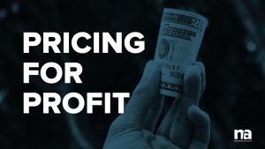 pricing-for-profit